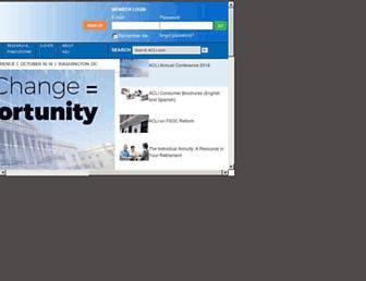 acli.com screenshot