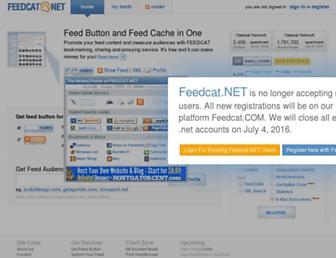 Thumbshot of Feedcat.net