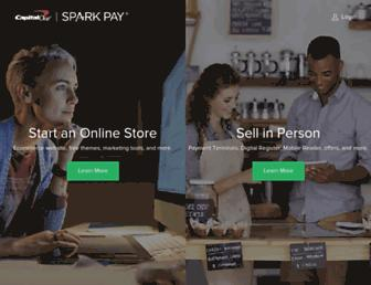 Thumbshot of Sparkpay.com