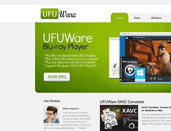 ufuware.com screenshot