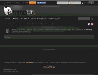 mmoct.eu screenshot