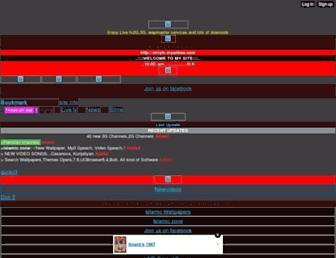 onlytv.mywibes.com screenshot