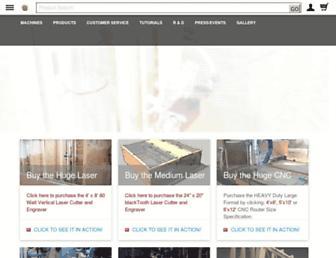 Thumbshot of Buildyourcnc.com