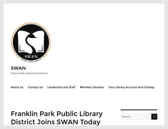 Thumbshot of Swanlibraries.net