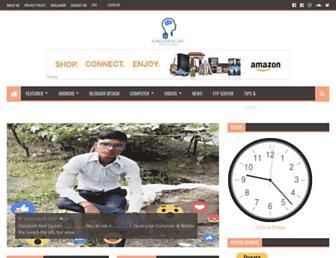 sakhawat360-degree.blogspot.com screenshot