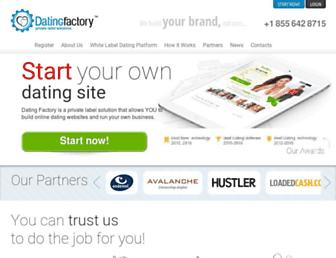 Thumbshot of Datingfactory.com
