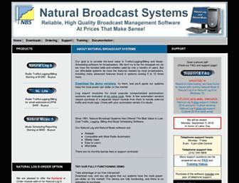 nat-soft.com screenshot