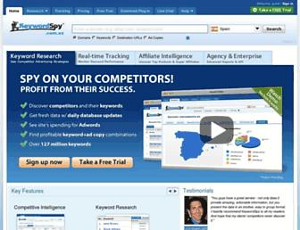 keywordspy.com.es screenshot
