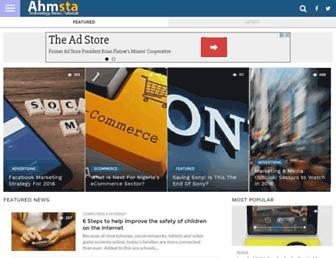 Thumbshot of Ahmsta.com