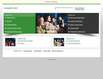 songsko.com screenshot