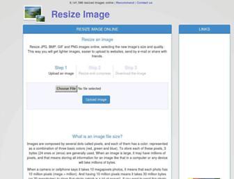 Thumbshot of Reduceimages.com