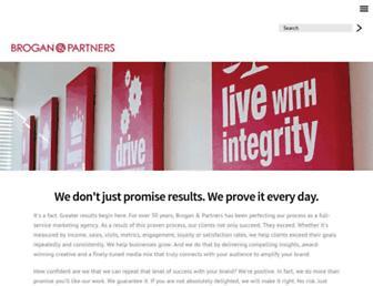 brogan.com screenshot