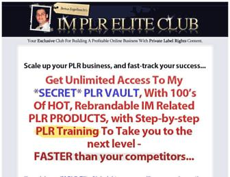 Thumbshot of Implreliteclub.com