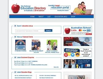 Thumbshot of Education.net.au