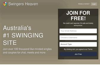Thumbshot of Swingersheaven.com.au