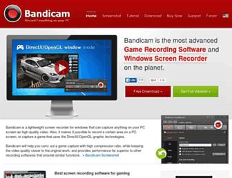 Thumbshot of Bandicam.com