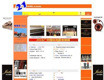 Thumbshot of 21hifi.com