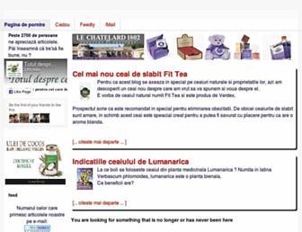totuldespreceai.blogspot.com screenshot