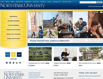 Thumbshot of Northpark.edu