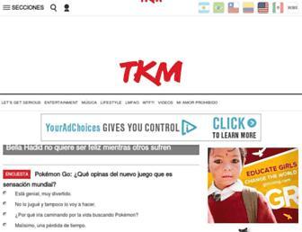 Thumbshot of Mundotkm.com
