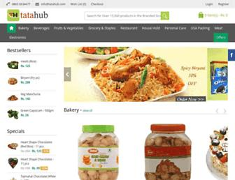 tatahub.com screenshot