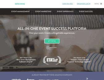 events.bizzabo.com screenshot