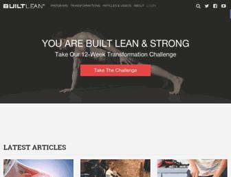 Thumbshot of Builtlean.com
