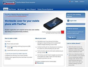nationwide.lifestyleservicesgroup.co.uk screenshot