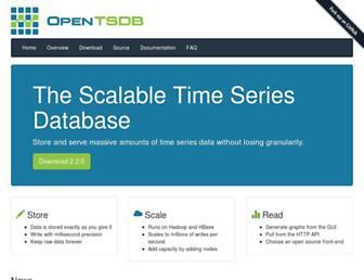 opentsdb.net screenshot