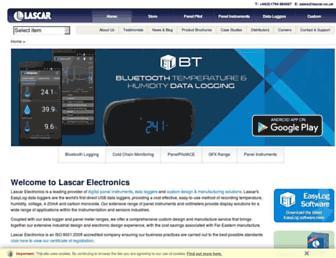 lascarelectronics.com screenshot