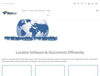 www2.multilizer.com screenshot