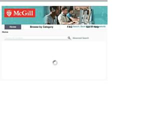 kb.mcgill.ca screenshot