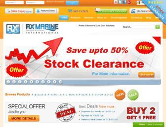 Thumbshot of Rxmarine.com