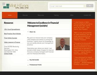 exinfm.com screenshot