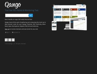 Thumbshot of Qango.com