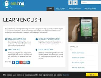 Thumbshot of Edufind.com