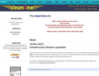 msts.steam4me.net screenshot