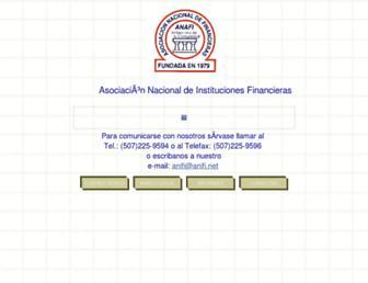 anifi.net screenshot