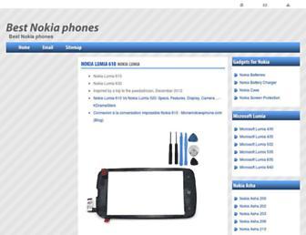 en.best-nokia.net screenshot