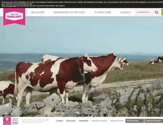 Thumbshot of Franche-comte.org