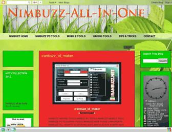 nimbuzz-all-in-one.blogspot.com screenshot