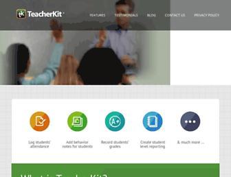 teacherkit.net screenshot