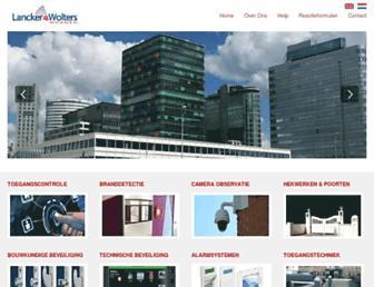 lanckerwolters.nl screenshot