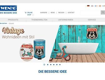 Thumbshot of Wenko.de