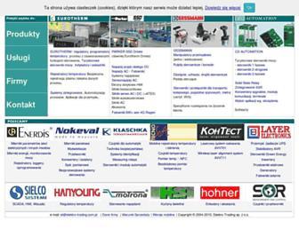 elektro-trading.com.pl screenshot