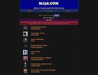 mj3s.com screenshot