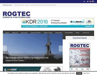 rogtecmagazine.com screenshot