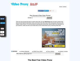 Thumbshot of Videoproxy.co