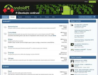 androidpt.com screenshot