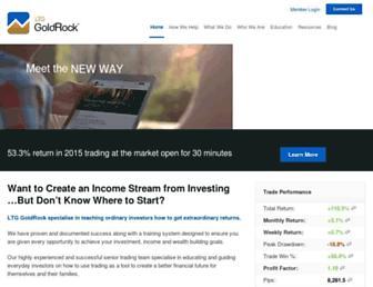Thumbshot of Ltggoldrock.com